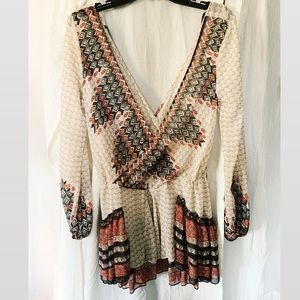 Low Pleasent Blouse NWOT